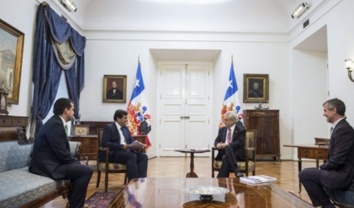 The Government presented proposals to boost the digital development of Chile