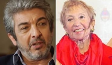 The farewell to Star: died Reneé Roxana, the mother of Ricardo Darín