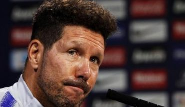 "The worst start to the era Simeone in Atletico Madrid: ""is a good wake-up call for my"""