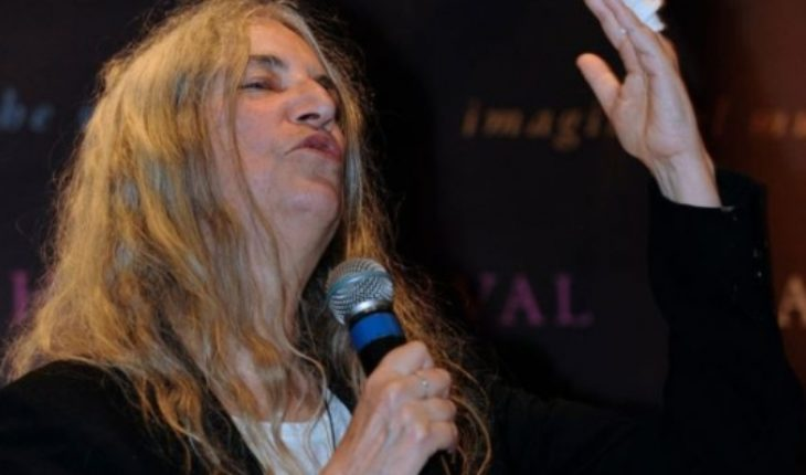 """""""There are many people in the United States, which wants and respects Mexicans"""": the message of unity of the """"Godmother of Punk"""" Patti Smith"""