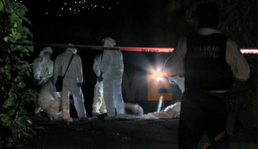They found the bound body of a man in Morelia, Michoacán
