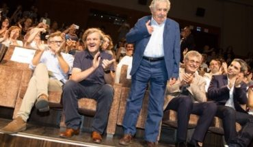 "They presented the documentary of José Mujica: ""The Pepe, superma life"""