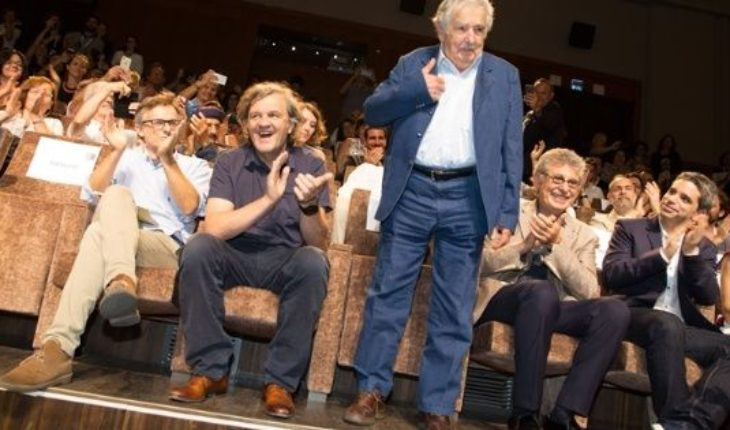 """They presented the documentary of José Mujica: """"The Pepe, superma life"""""""