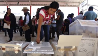 They won but a man would replace them: Councillors and deputies resign in Chiapas