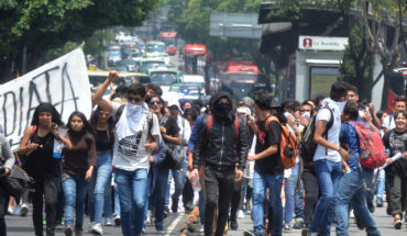 Three faculties of UNAM, in 48-hour strike