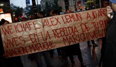 Tras 16 años formalizan a carabinero acusado de asesinar a joven mapuche Alex Lemun