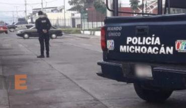Tres hombres fueron asesinados en Churumuco, Michoacán
