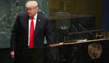 """Trump pidió en la ONU unirse a la """"restauración de la democracia"""" en Venezuela"""