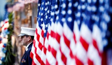 U.S. remembers the victims of the 11S, to 17 years in attacks