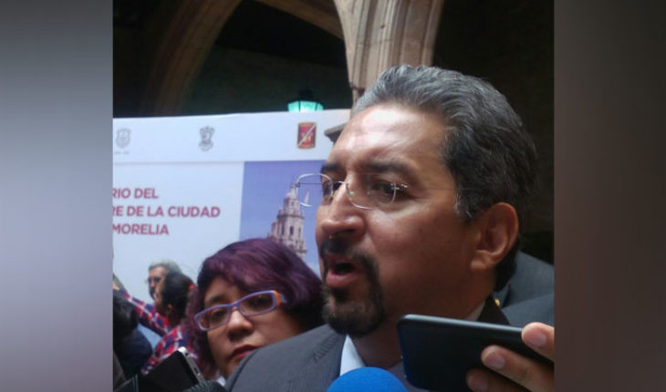 UMSNH is not obliged to accept the readmission of expelled: Medardo Serna