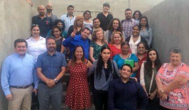 Un proyecto acompaña a los migrantes en Tijuana