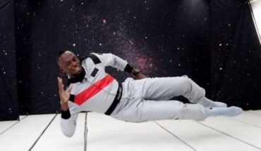 Usain Bolt defied the laws of gravity and confirmed that it is the fastest in the world