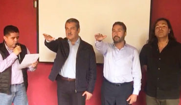 Víctor Báez is elected as mayors Coordinator emanated from MORENA