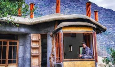 [VIDEO] pangal Andrade began moving to live alone to his new home in the cajón del Maipo
