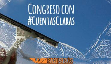 Vamos a transparentar al Congreso de Michoacán: Javier Paredes