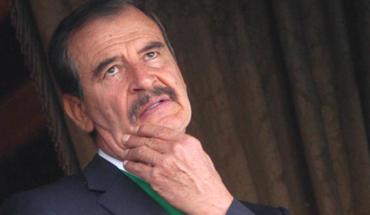 Vicente Fox Quezada, Expresidente de México
