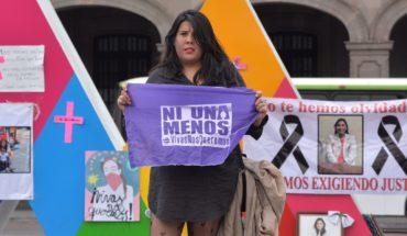 Victim of feminicide accuses reprisals from authorities