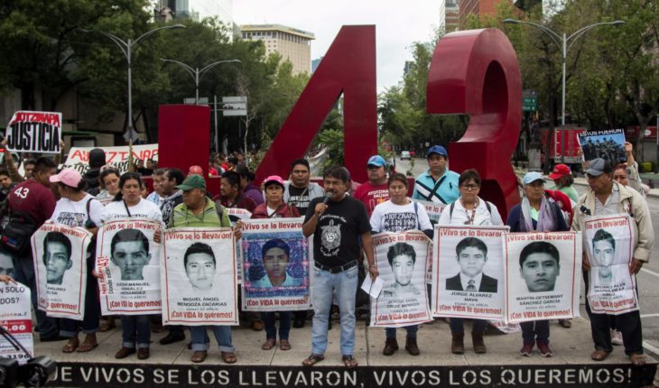 Victims will meet with AMLO to define path to peace