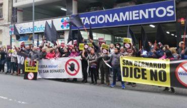 Walmart triunfa en medio de protestas de vecinos: dan luz verde a proyecto El Peñón en San Bernardo