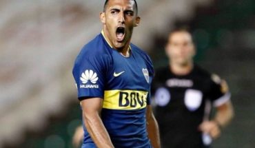 "Wanchope Ábila spoke of his possible suspension: ""I'm quiet, we did things well,"""