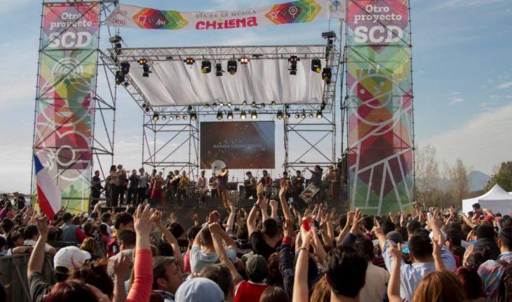 Día música chilena