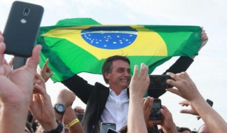 ¿Cómo, Bolsonaro fue electo presidente?