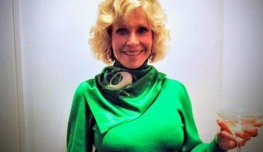 ¿Qué pidió Jane Fonda después de sacarse una foto con el pañuelo verde?