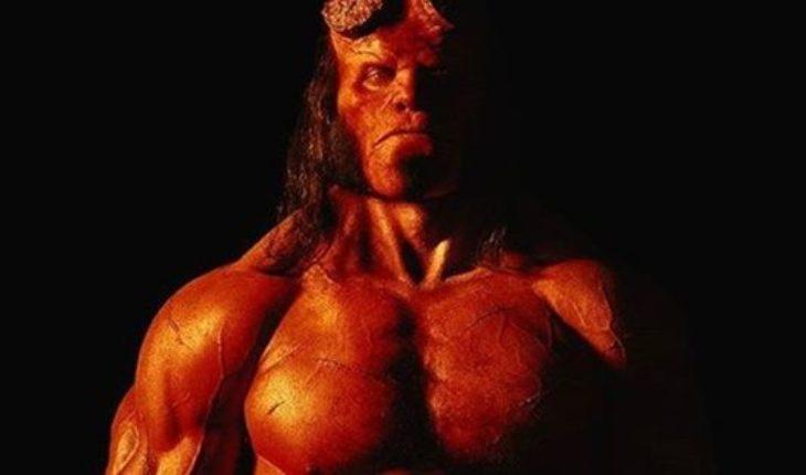 ¿Quién es el actor que interpreta a Hellboy en su nueva película?