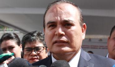 """""""Ustedes los provocaron, ustedes resuélvanlo"""", Procurador de Michoacán a los medios sobre su supuesta renuncia"""