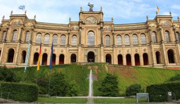 2018, año perdido para Europa. Sede del landtag (Parlamento Regional) de Baviera. Foto: Fred Romero (CC BY 2.0). Blog Elcano