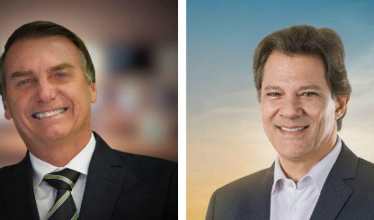 6 verdades y mentiras de los candidatos presidenciales Bolsonaro y Haddad