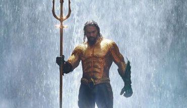 A sumergirse: DC estrenó el trailer extendido de Aquaman