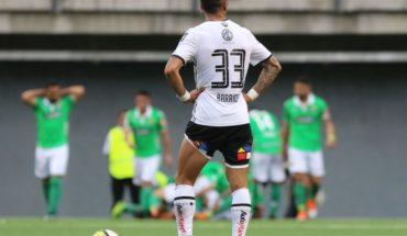 ANFP desestimó reclamo de Colo Colo por inscripción de jugador de Audax Italiano