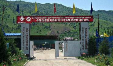 Aid, power and politics: the debate needs to go back to basics (China aid project in Nurek, Tajikistan. Photo: Prince Roy - CC BY 2.0). Blog Elcano