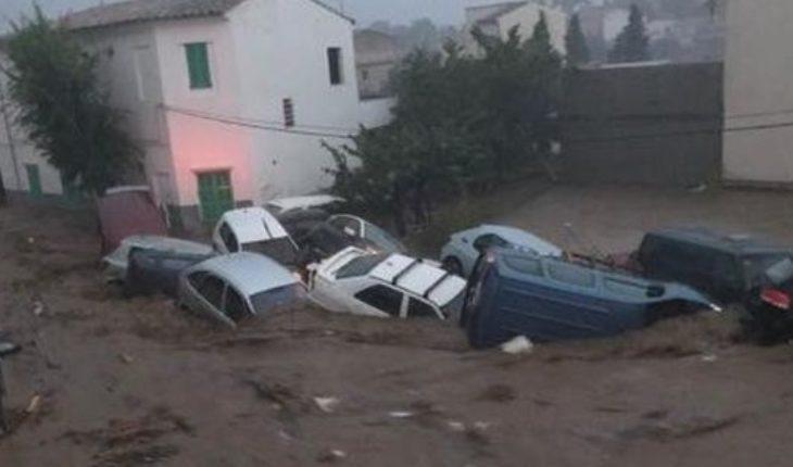 Al menos 9 muertos y varios desaparecidos por inundaciones en Mallorca