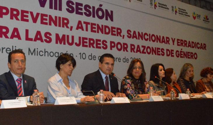 Alcanzar la igualdad de género, prioridad de la LXXIV Legislatura: Salas Valencia