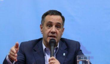 """Alejandro Finocchiaro, ministro de Educación: """"No es democrático tomar una escuela"""""""