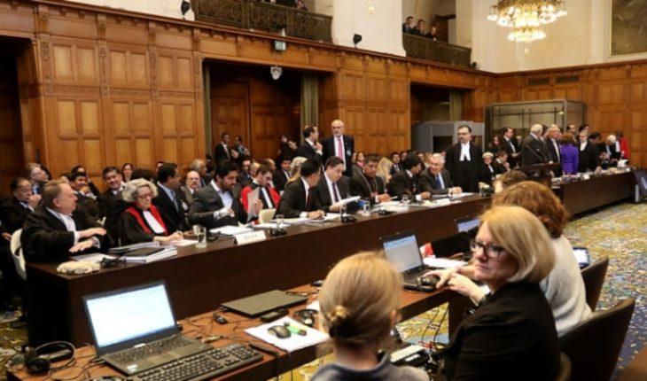 Análisis resumido del fallo esgrimido por la Corte Internacional de Justicia (La Haya)