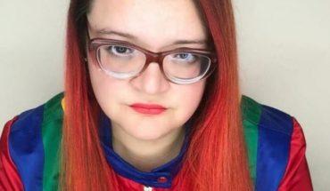 """Andrea Ocampo, escritora y comunicadora feminista: """"La gorda no puede terminar siendo esclava de su cuerpo por ser gorda"""""""