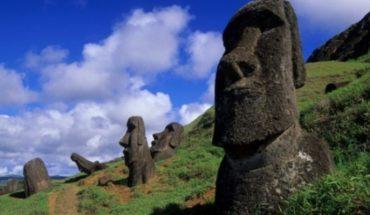 Antropólogo explica teoría sobre la ubicación de los moais en Isla de Pascua