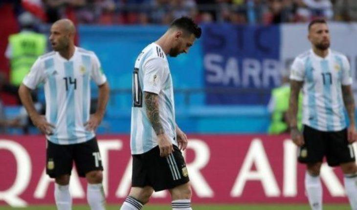 Argentina cayó al peor puesto en 20 años en el ranking FIFA