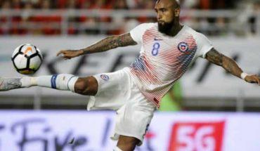 """Arturo Vidal en la antesala al amistoso contra México: """"Alexis Sánchez aportará más al equipo"""""""