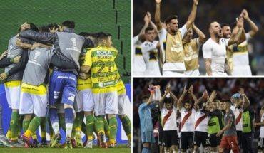 Así quedaron los cruces de la Copa Libertadores y la Copa Sudamericana