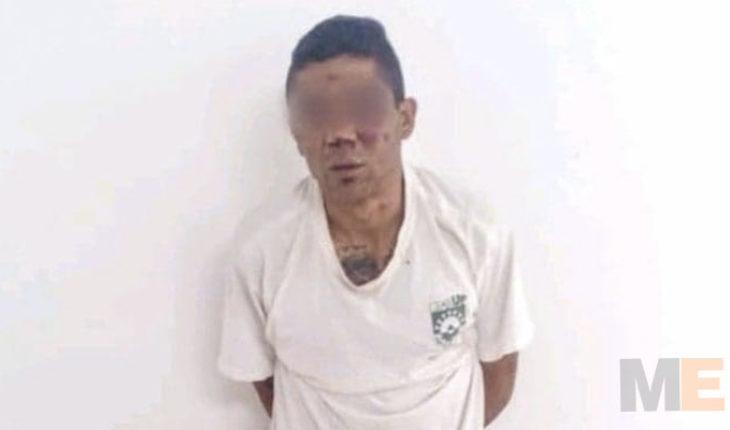 Asesina a su concuño en el fraccionamiento Galaxia Tarímbaro en Morelia, Michoacán