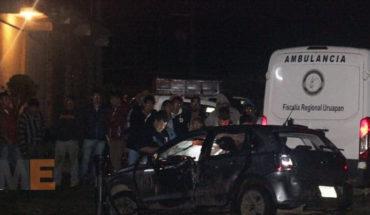 Asesinan a balazos a dos y otro resulta herido en Uruapan, Michoacán
