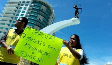 Feminicidios en Acapulco