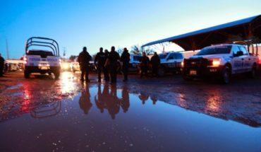 Atacan a policías estatales en Ciudad Juárez