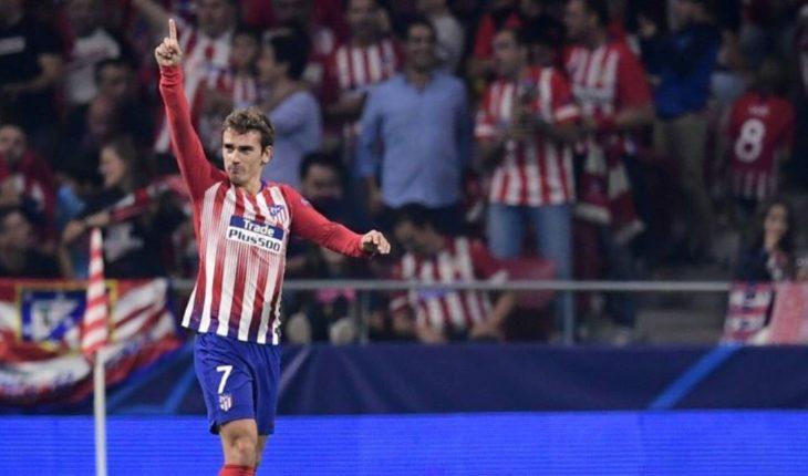 Atlético de Madrid sin problemas ante Brujas