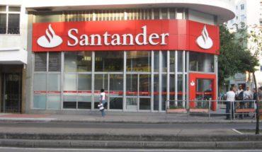 Banco Santander termina contrato con Transbank — Rock&Pop