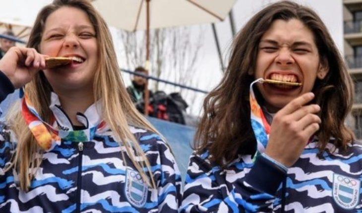 Buenos Aires 2018: la espectacular presentación en BMX que le dio a Argentina un nuevo oro